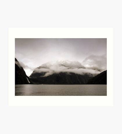 In the Hall of the Mountain King - Halo. Art Print