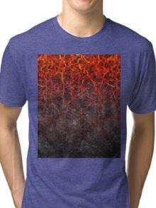 Lava Earth Tri-blend T-Shirt