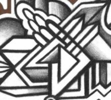 Design 037s1 - by Kit Clock Sticker