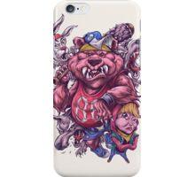 Masha and Roar Bear iPhone Case/Skin