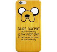 Adventure time Jake iPhone Case/Skin