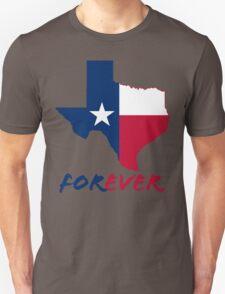 Texas Forever Funny Geek Nerd T-Shirt