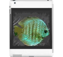 colourful fish iPad Case/Skin