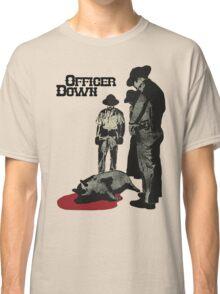 Officer Down Classic T-Shirt