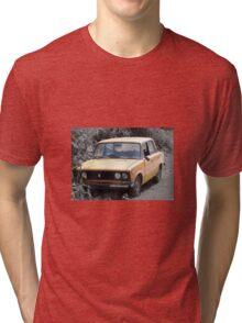 vintage old car Tri-blend T-Shirt