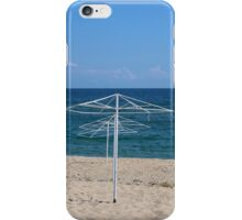 Beach Umbrella iPhone Case/Skin
