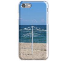 Beach Umbrella iPhone Case/Skin