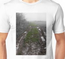 mud tracks Unisex T-Shirt