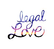 Legal Love by nigelcameron
