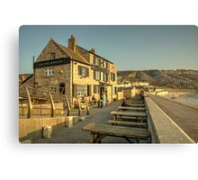 Cove House Inn  Canvas Print