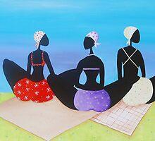 Three Belles by FeliciaHunt