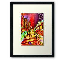 Crown Southbank- Melbourne Australia Framed Print