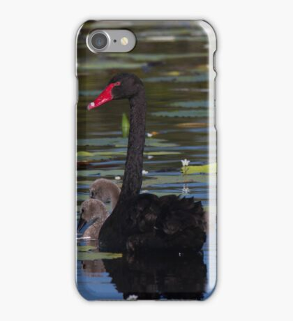 A Trip To The Big Pond iPhone Case/Skin