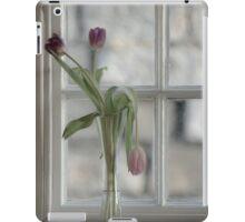 Droopy Tulip  iPad Case/Skin
