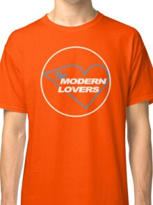 The Modern Lovers Jonathan Richman Funny Geek Nerd Classic T-Shirt