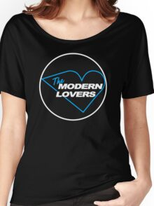 The Modern Lovers Jonathan Richman Funny Geek Nerd Women's Relaxed Fit T-Shirt