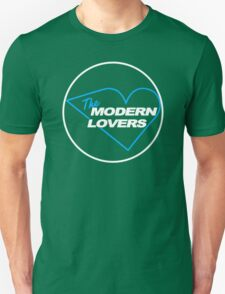 The Modern Lovers Jonathan Richman Funny Geek Nerd T-Shirt