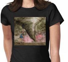 Leaving Kansas Womens Fitted T-Shirt