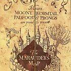 Marauders Map by Princess-Angie