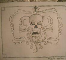 skulls by michelle69