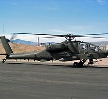 """AH-64 """"Apache"""" by SunsetChaser"""