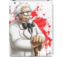 The Colonel iPad Case/Skin