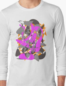 Some Shapes Long Sleeve T-Shirt
