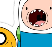 Adventure Time Finn and Jake Sticker