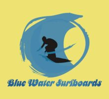 BLUE WATER SURFBOARDS by bluebaby