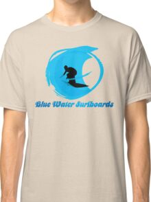 BLUE WATER SURFBOARDS Classic T-Shirt