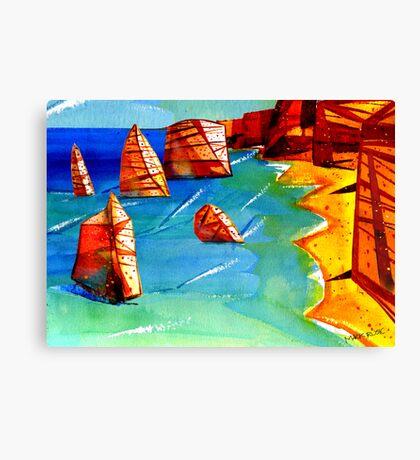 The Twelve Apostles - Great Ocean Road  Canvas Print
