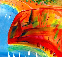 Red Bluff- Mornington Peninsula Victoria Australia by givejoydesigns