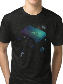 Constructing the Cosmos Tri-blend T-Shirt