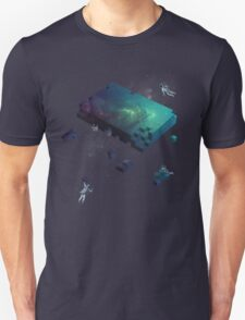 Constructing the Cosmos T-Shirt