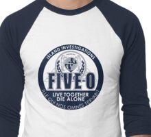 5-0 LOST Men's Baseball ¾ T-Shirt