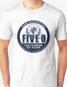 5-0 LOST Unisex T-Shirt