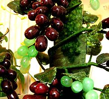 grapes bring luck by nix26