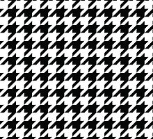 HOUNDSTOOTH DESIGN by stnxv