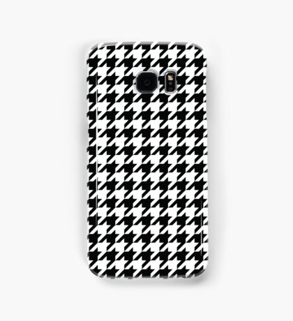 HOUNDSTOOTH DESIGN Samsung Galaxy Case/Skin