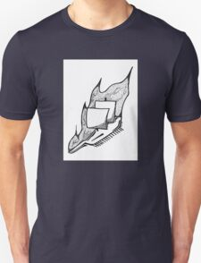 Burning Ship Unisex T-Shirt