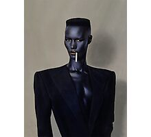Grace Jones Photographic Print