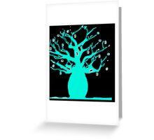 Boab Tree Greeting Card