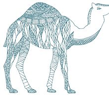 Camel by shalinidesigns