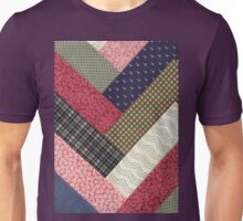 Friendship Braid Quilt Block Unisex T-Shirt