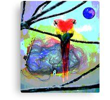 One~ Canvas Print