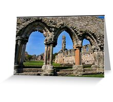 St Andrews Cathedral Greeting Card