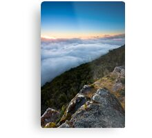 Way Above The Clouds Metal Print