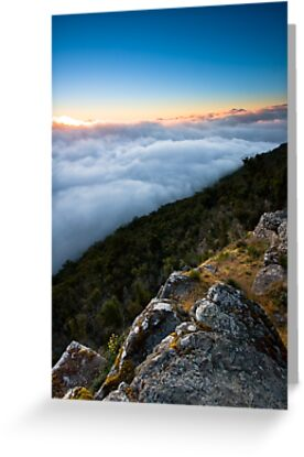 Way Above The Clouds by Jared Revell