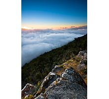 Way Above The Clouds Photographic Print
