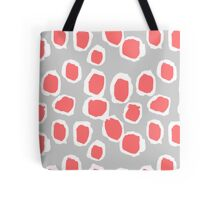 Zola - Abstract painted dots, painterly, bold pattern, surface pattern, print pattern design Tote Bag